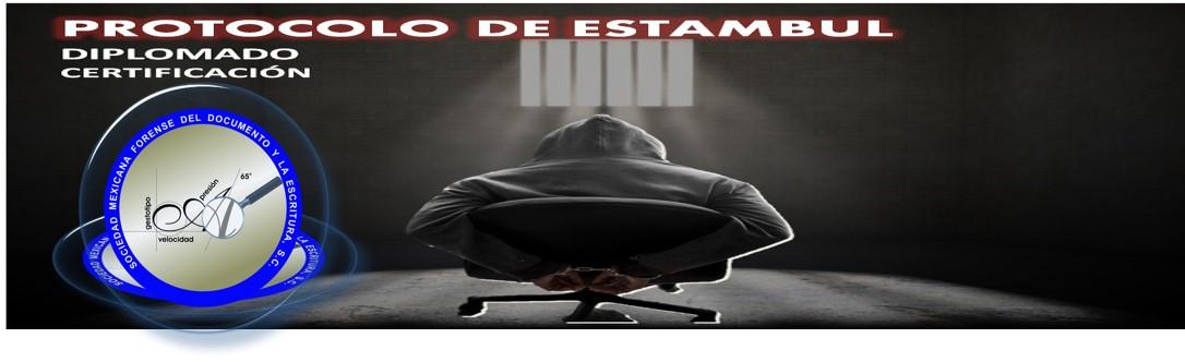 DIPLOMADO:    INVESTIGACIÓN Y DOCUMENTACIÓN DE LA TORTURA – PROTOCOLO DE ESTAMBUL