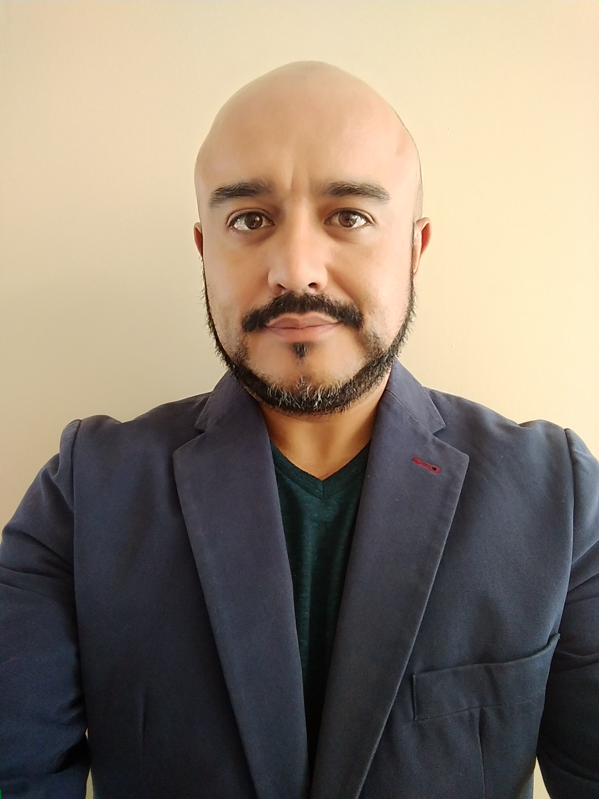 Mtro. Daniel De la Barrera