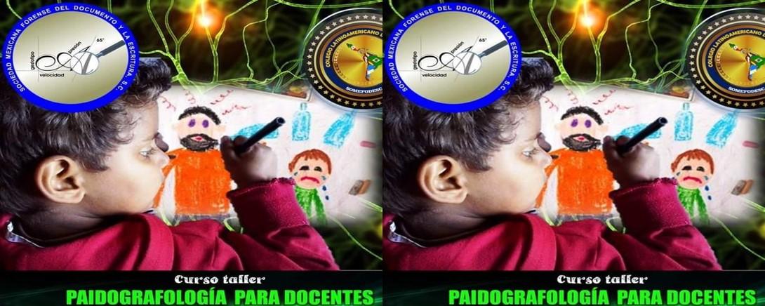 CURSO: PAIDOGRAFOLOGIA PARA DOCENTES